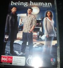 Being Human UK Series Season 1 (Australia Region 4) DVD - Like New