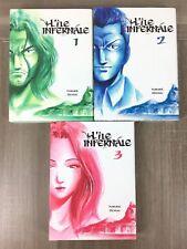 L'ile Infernale Lot Manga Tomes 1 à 3 / Collection Complète L'intégrale (mangas)