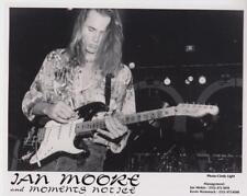 Ian Moore and a Moments Notice- Music Memorabilia Photo