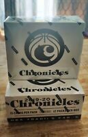 2019-20 Chronicles Basketball NBA Sealed Fat Pack Box (Zion? Ja Morant? Herro?)