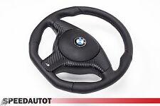 TUNING spianate VOLANTE IN PELLE BMW e46 M VOLANTE con pannello frontale e airbag