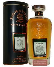 Glenrothes 25 Jahre Signatory Vintage Single Malt Whisky 51,8% vol. - 0,7 Liter