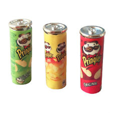 Dollhouse Simulation Pringles Chips 1:12 Miniature Snacks Accessories