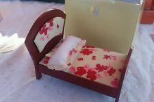 COLLEZIONE IN MINIATURA LETTO DI PINOCCHIO EPOCA pinocchio bed vintage