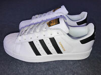 Adidas Originals Superstar Women's Trainers Size UK 3.5 4.5 5 6 6.5 7.5