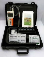 Corning 316 Conductivity Meter With Case Probe Amp Manual Range 000 1998ms