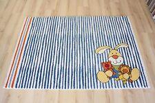 Kinderteppich Spielteppich Sigikid SK-0527-01 Semmel Bunny 120x170 cm blau