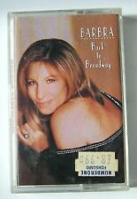 Tape cassette, Barbara Streisand, Back to Broadway, Some Enchanted Evening, etc