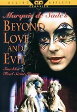 Beyond Love and Evil - by Marquis de Sade - Sauchka- Fred Saint-James - DVD- New