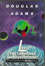 Douglas Adams- Life,The Universe and Everything (1982, hardcover, first edition