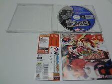 Gunspike W/Spine Sega Dreamcast Japan