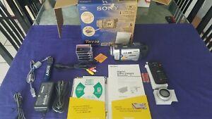 NICE Sony Handycam Digital Camcorder Video Camera DCR-TRV30 NTSC TESTED