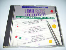 Lionel Richie - The Composer  ( MOTOWN cd 1985 )