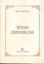 Nino d' antonio: Goodbye Mandolin-Graziani