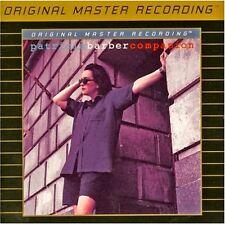 MFSL Hybrid SACD UDSACD-2023: PATRICIA BARBER - Companion - 2003 OOP USA SEALED