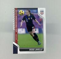 2021 Panini Instant US Women's Soccer National Team USA - ROSE LAVELLE #21