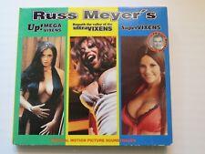 """RUSS MEYER'S Soundtracks Vol 2 """"Up! Mega Vixens, Beneath the Valley...""""Super.."""""""