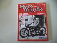 MOTOCICLISMO D'EPOCA 10/1999 PARILLA 250/NORTON 750 MONOCOQUE/OPRA/CNA RONDINE