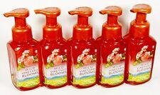 5 Bath Body Works Wild Vineyard Blooms Gentle Foaming Hand Soap Peonies Vines