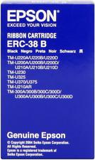 C43s015374 Epson Nastro Nero Erc-38b (12) Erc-30