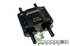 "Improved Racing High-Flow Transmission Oil Cooler Thermostat, 165°F, 3/8"" Barb"