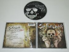 SIX FEET UNDER/13(METAL BLADE 3984 14527 2) CD ALBUM