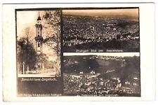 STUTTGART-KARLSVORSTADT Blick vom Aussichtsturm Degerloch * Foto-AK um 1940