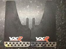 VAUXHALL INSIGNIA VXR RALLY HEAVY DUTY MUD GUARDS SPLASH GUARDS VXR RED