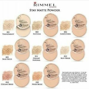 🎄 Rimmel Stay Matte Pressed Powder /// CHOOSE  YOUR SHADE \🎄