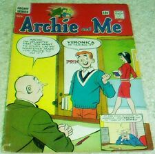 Archie and Me 1 (FN- 5.5) 1964 Key issue!
