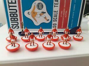 Olanda Dipinta A Mano Su Miniature Moulded E Basi Dux Replay.  Box...