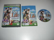 THE SIMS - LIFE STORIES Apple MAC DVD US - Standalone Simms game FAST POST