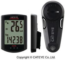 CATEYE Cycle computer Strada Wireless Slim CC-RD310W black