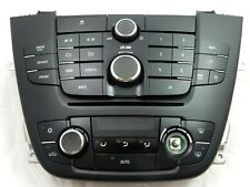 VAUXHALL  CD 300 /// CLIMATE AND RADIO CONTROL