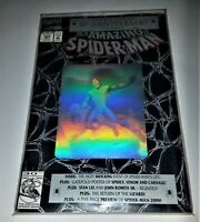 The Amazing Spider-Man #365 Super Sized Hologram Cover 30th Anniversary