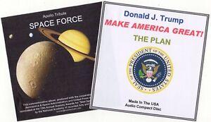 Donald Trump & Space Force - John Kennedy, Apollo Astronauts Patriotic Tribute
