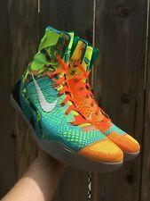Nike Kobe 9 Elite Beethoven What The Detail BHM Masterpiece Influence Size 14
