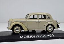 Moskwitsch 2141 1:43 # 12 Raccolta russa modello di auto di DeAgostini