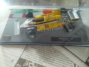 F1 Collection 1/43 re30 1981  Renault. Prost