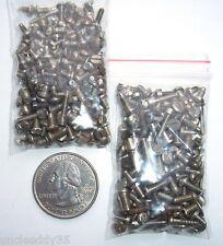 35 grams of vintage alarm desk clock small screws Steampunk Art or repair parts
