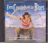 K.D. Lang - Even Cowgirls get the Blues - 1993 Sire CD Soundtrack