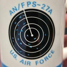 Westinghouse AN/FPS-27A Air Force Radar Surveillance Coffee Mug Buntingware