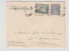 Australian KGV 3d to Switzerland   (BP191)