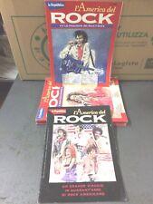 lotto 12 fascicoli l'america del rock di repubblica vedi descrizione