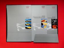 Prospekt / Mappe / Katalog / Brochure Audi Cabriolet / Cabrio  01/97