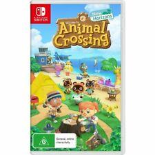 Animal Crossing: New Horizons (Nintendo Switch, 2020)