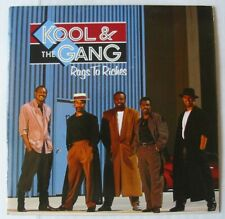 KOOL AND THE GANG (SP 45T) RAGS TO RICHES
