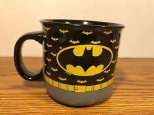 BATMAN CERAMIC COFFEE MUG 20 oz JUMBO RARE COLLECTIBLE DC COMICS BRAND NEW