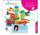 Tupperware Twinkle Totz Set + Kidz Set - Free Shipping
