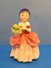 "Royal Doulton ""Cissie"" Bone China Figurine From England, United Kingdom"